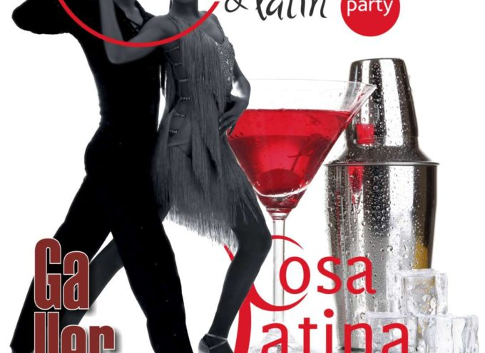 Cosa Latina – Choose your cocktail latin party το Σάββατο 26 Ιανουαρίου στο Gallery