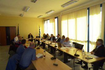 Αρχική συμφωνία από τους φορείς της Δυτικής Μακεδονίας για τα έργα Εταιρικής Κοινωνικής Ευθύνης (Ε.Κ.Ε.) 2015-2019 της Κοινοπραξίας TAP