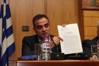Και με τη…βούλα  στην Πτολεμαΐδα η Σχολή Πυροσβεστών- Έλαβε την υπογραφή του  αναπληρωτή υπουργού  Προστασίας του Πολίτη Νίκου Τόσκα