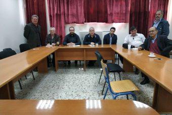 Συνάντηση κλιμακίου της «Λαϊκής Συσπείρωσης Δυτικής Μακεδονίας» με αντιπροσωπεία της Συντονιστικής Επιτροπής Αγώνα (ΣΕΑ) των συνταξιούχων της Κοζάνης