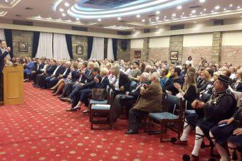 Ομιλία του Γ. Κασαπίδη στην Καστοριά