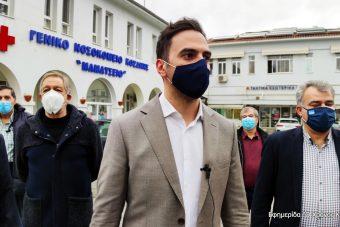 Χριστοδουλάκης: Απαίτηση ένα ολοκληρωμένο σχέδιο για την στήριξη της τοπικής κοινωνίας και οικονομίας της Κοζάνης
