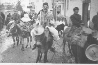 Η  Αποκριά και  η Πανδώρα , πάνε πακέτο εδώ  και 70  χρόνια, της Φανής Φτάκα