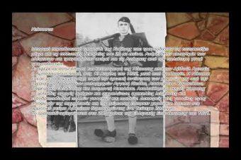 Νιάουστα, ένα Ιστορικό παραδοσιακό τραγούδι της Κοζάνης, αφιερωμένο στην επέτειο της άλωσης της Νάουσας και στα 200 χρόνια της Ελληνικής Επανάστασης του 1821.Της Φανής Φτάκα