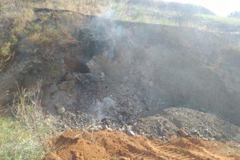 Λήψη μέτρων ασφαλείας στο Δημόσιο Λιγνιτωρυχείο Βεγόρας
