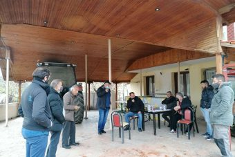 Περιοδεία σε περιοχές της Δυτικής Μακεδονίας πραγματοποίησε ο βουλευτής του ΚΚΕ, Λεωνίδας Στολτίδης