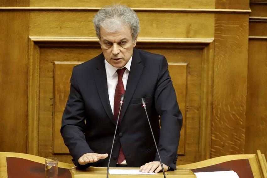 Γιώργος Αμανατίδης: «Επαναφορά της κυβερνησιμότητας σε Δήμους και Περιφέρειες»