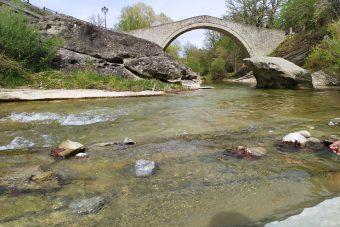 Το πανέμορφο γεφύρι στη Χρυσαυγή Βοίου