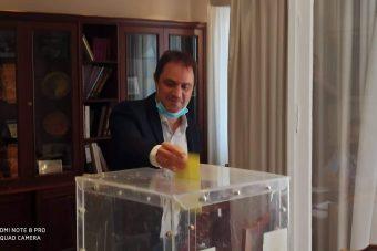 "O νέος Πρόεδρος του ΕΒΕ Κοζάνης Γιάννης Μητλιάγκας στο ""Χρόνο"" για την επόμενη μέρα"
