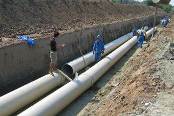 Δήμος Βοΐου: Ολοκληρώθηκε η εγκατάσταση του νέου κεντρικού αγωγού υδροδότησης στη Μπάρα