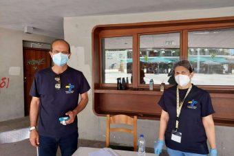 Μειωμένα τα θετικά κρούσματα στα χθεσινά rapid test σε Κοζάνη, Πτολεμαίδα και Βελβεντό