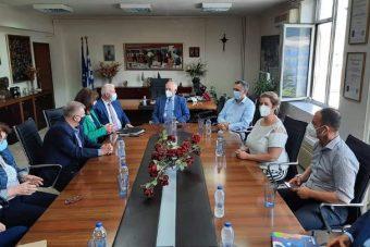 Χώρους επαγγελματικής εκπαίδευσης και κατάρτισης επισκέφθηκε ο ΓΓ του Υπουργείου Παιδείας Γ. Βούτσινος στη Δυτική Μακεδονία