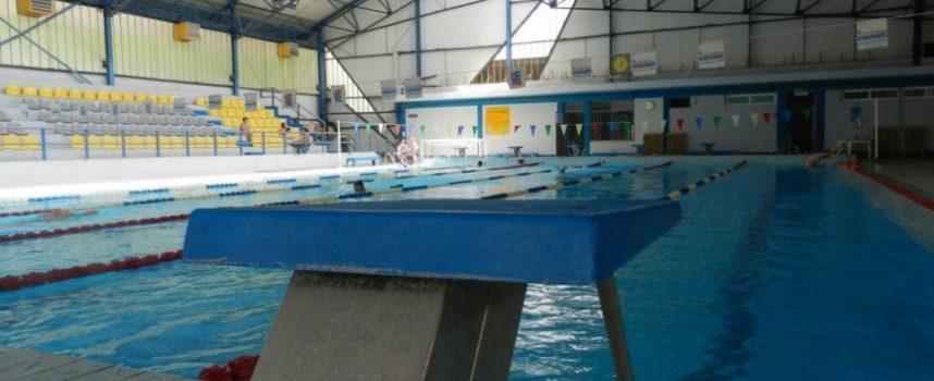 Εργασίες συντήρησης στο κολυμβητήριο του ΔΑΚ Κοζάνης