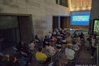 """Με την ταινία """"Notorius"""" συνεχίζονται οι προβολές ταινιών της Βιβλιοθήκης την Πέμπτη 29 Ιουλίου στις 9.30 μ.μ."""