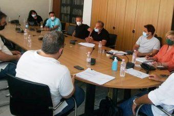 Τελικές και απαραίτητες ενέργειες για την δημοπράτηση των έργων  καθαρισμού λυμάτων της λεκάνης της Εορδαίας προϋπολογισμού 13.370.000 €