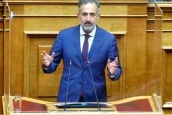 Στάθης Κωνσταντινίδης, Βουλευτής Ν. Κοζάνης «Νέα ενίσχυση για τον Δ. Σερβίων ύψους 80.000 ευρώ από τον Αν. Υπουργό Εσωτερικών Στέλιο Πέτσα»