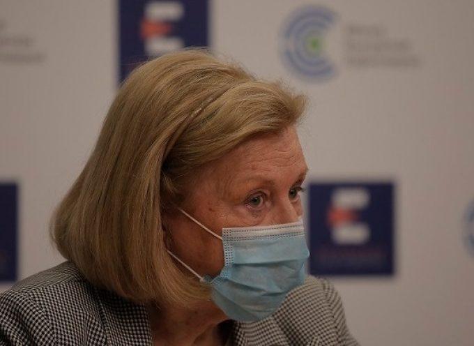 Μ. Θεοδωρίδου: Η Εθνική Επιτροπή Εμβολιασμών γνωμοδοτεί θετικά για τον εμβολιασμό παιδιών 12-15 ετών