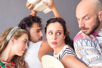 Μουσικοθεατρική παράσταση «Από… έρωτα» για τον εορτασμό της αυγουστιάτικης πανσελήνου