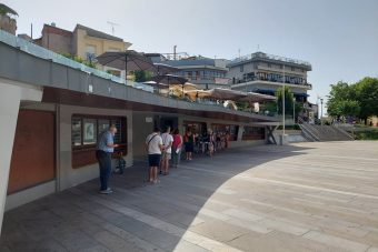 Ανησυχία για τα πολλά κρούσματα σήμερα Σάββατο στην ΠΕ Κοζάνης